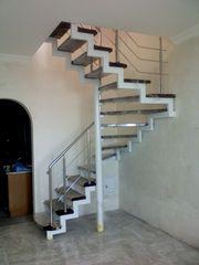 Выбрать лестницу для дома.