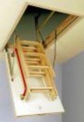 Лестница на чердак Fakro LWK280 120x60см